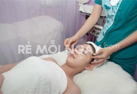 Dịch vụ làm trắng da với công nghệ Nano và thành phần Coen Zyme Q10 tại Kim spa