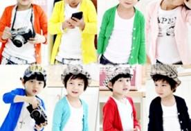 Áo khoác Cardigan trẻ em