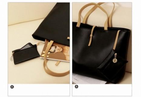 Túi xách kèm ví JX thời trang