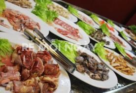 Buffet Lẩu nướng tự chọn tại nhà hàng Xiên Xiên