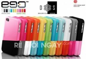 Ốp lưng 2 mảnh EGO cho Iphone 4/4S