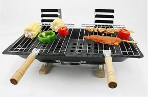 Bếp nướng than ALL STEEL HIBACHI