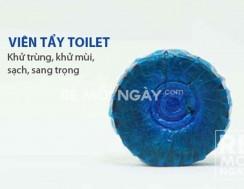 Viên Tẩy toilet
