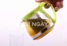 Bình lọc trà bằng thủy tinh 700ml