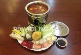 Lẩu 1 người tại Quán ăn Yu Mei - Nhà Hàng