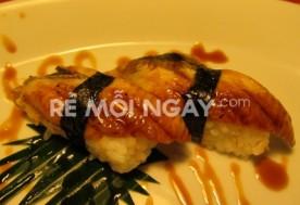 1 trong 2 Set menu tại Nhà hàng Nhật Sumo sushi
