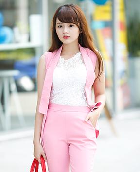 Rẻ Mỗi Ngày - Bo vest cong so