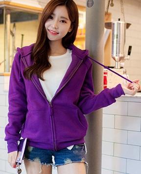Rẻ Mỗi Ngày - Ao khoac Purple