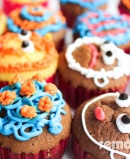 Combo 6 bánh cupcake ( 27g/ 1 cái)