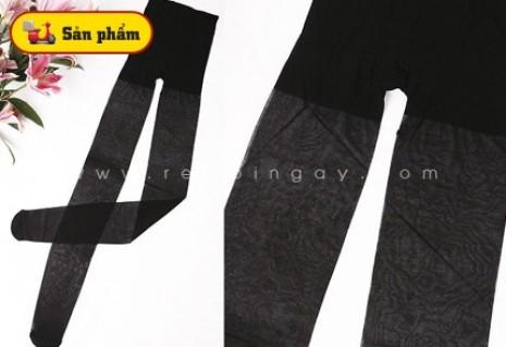 Combo 02 bộ vớ dài (đen và da) - redeal
