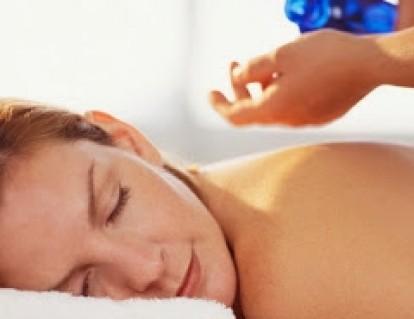 Trẻ hóa vùng da lưng + massage body tinh dầu + gội đầu (65') tại spa An An