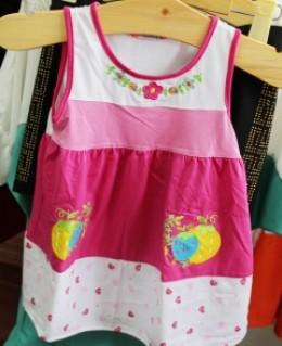 Combo 2 áo đầm dể thương cho bé ( 2-3 tuổi)
