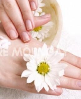 Massage và đắp parafin 2 tay, chân hoặc massage body bằng tinh dầu kết hợp đá nóng ( 75') tại Đông Tây Phương spa