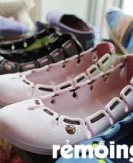 Giày búp bê đi mưa
