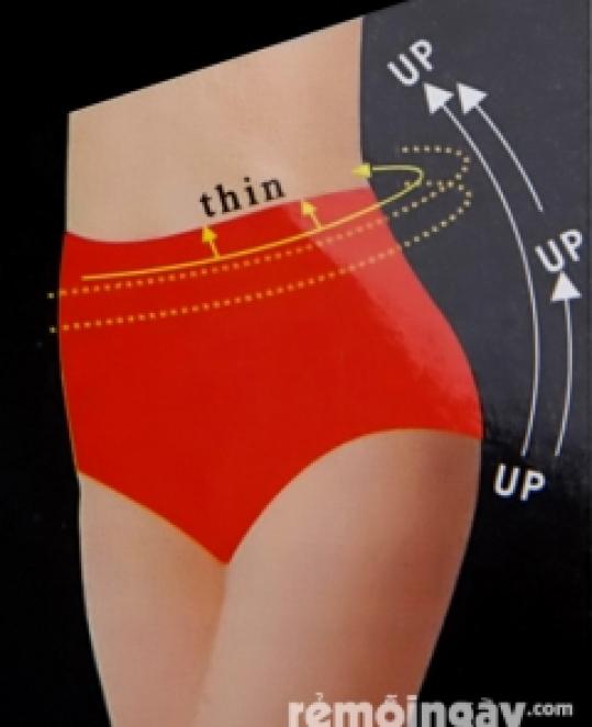 Combo 2 quần lót định hình mông nịt bụng
