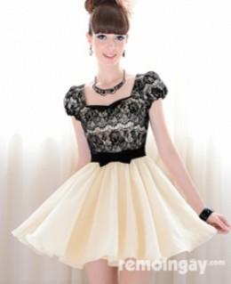 Đầm công chúa Rosy