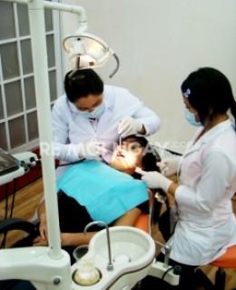 Chăm sóc răng miệng hoàn hảo tại nha khoa Việt
