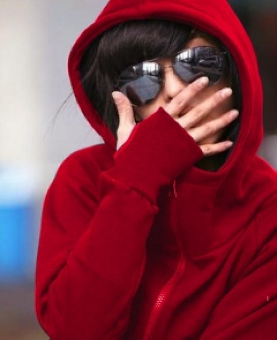 Áo khoác xỏ ngón nữ