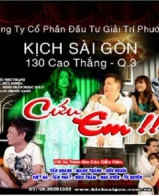 Vé kịch Sân khấu kịch Sài Gòn