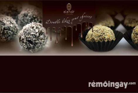 Thưởng thức Chocolate tươi mềm mại, ngọt ngào tại Elenoir Chocolate