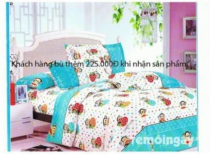 Bộ drap giường Hàn Quốc Korea Kansas