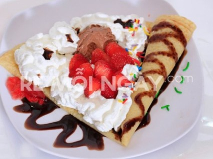 Lavie's crepes