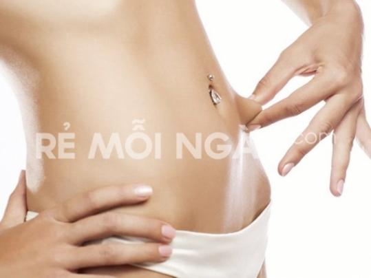 Giảm béo, giảm mỡ hiệu quả kết hợp với 6 loại máy tự động ( 90 phút) tại thẩm mỹ viện Misa 2