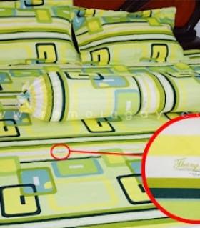 Bộ drap giường cottonThắng Lợi hoặc bộ drap Hàn Quốc 1,6m