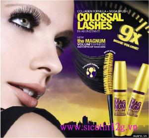 Rẻ Mua - CungMua mascara:9178