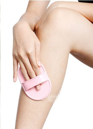 Rẻ Từng Giây - Dung Cu Wax Long Smooth Legs gia re chi co 52.000 vnd