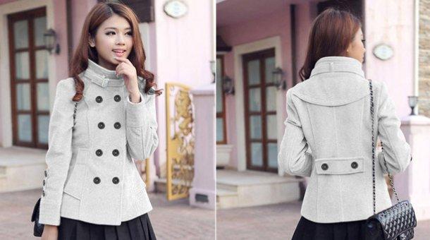 Áo khoác nữ cao cấp thu đông 2013 giá rẻ chỉ 135.000 vnđ.Với chất liệu nỉ cao cấp ,thiết kế mới sang trọng