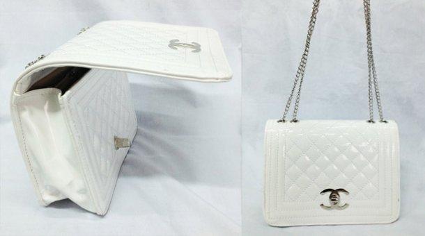 Túi xách hộp da bóng Chanel giá rẻ chỉ có 115.000đ