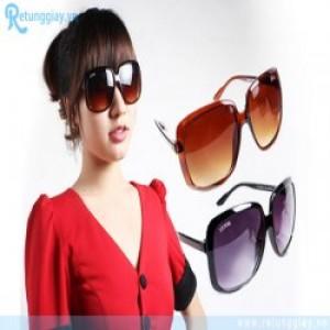 Mắt kính thời trang Gucci chỉ 58.000 vnđ giúp bảo vệ mắt khỏi ánh nắng, khói bụi