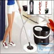 Bộ lau nhà thông minh Omega Mop 360 độ chỉ cần nhấn nhẹ là cây giặt tự xoay và vắt khô với giá chỉ 210.000vnđ cho giá trị sử dụng 450.000vnđ
