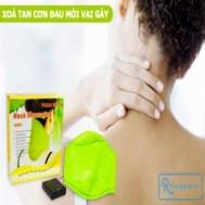 Máy massage cổ Yukai Gifts YG 8801 xua tan cảm giác ê nhức, tê mỏi vai cổ và có chức năng chăm sóc sức khỏe gia đình bạn với giá chỉ 137.000 vnđ cho giá trị sử dụng 280.000 vnđ