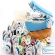 Máy may cầm tay mini sản phẩm tiện lợi, thiết kế nhỏ gọn, sẽ giúp bạn tạo ra những sản phẩm may mặc như ý và nhanh chóng với giá chỉ 39.000 vnđ cho giá trị sử dụng 76.000 vnđ
