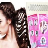 Dụng cụ thắt bím tóc Sports Braider giúp bạn tạo một bím tóc thật ấn tượng với giá chỉ 39.000vnđ cho giá trị sử dụng 70.000 vnđ - 2 - Gia Dụng