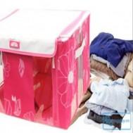 Tủ vải di động đa năng easy box chỉ 150.000 vnđ cho không gian nhà gọn gàng, sang trọng cho giá trị sử dụng 400.000 vnđ. Giá cực sốc chỉ có tại Retunggiay.vn!