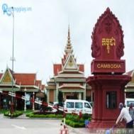 Tour du lịch Campuchia 3 ngày 2 đêm giá chỉ 2.670.000 vnđ - Chuyến du lịch trọn gói 2 ngày 1 đêm cực vui