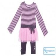 Bộ quần áo đầm kèm quần legging dành cho bé từ 12-24 tháng tuổi với giá chỉ 85.000 vnđ cho giá trị sử dụng 210.000 vnđ