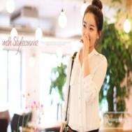 Áo sơ mi cầu vai Hàn Quốc - Thời trang sành điệu cho quý cô công sở với giá chỉ 109.000 vnđ cho giá trị sử dụng 200.000 vnđ