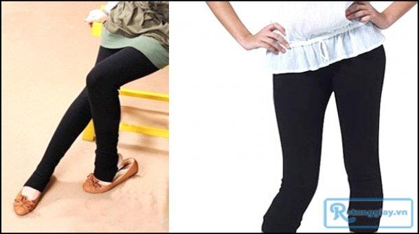 Quần Legging dài 2 lớp dầy dặn dễ phối hợp đồ với 03 màu sắc trung tính với giá chỉ 47.000 vnđ cho giá trị sử dụng 98.000 vnđ. Giá cực rẻ chỉ có tại Retunggiay.vn!