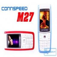 Điện thoại 2 sim 2 sóng ConnSpeed M27 tiện ích và thời trang với giá chỉ 315.000 vnđ cho giá trị sử dụng 500.000 vnđ