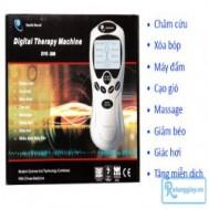 Máy massage trị liệu 4 miếng chữ việt - thiết bị chăm sóc sức khỏe thế hệ mới với giá chỉ 130.000 vnđ cho giá trị sử dụng 250.000 vnđ