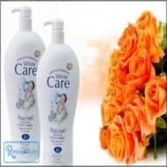 02 chai Sữa tắm trắng da White Care 4X cho bạn làn da mềm mại, mịn màng và trắng sáng tự nhiên cùng hương thơm quyến rũ, nồng nàn với giá chỉ 80.000vnđ cho giá trị sử dụng 150.000vnđ. Sản phẩm chỉ có tại Retunggiay.vn!