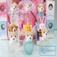 Nước hoa gấu bông Kaloo với nắp đậy hình thú ngộ nghĩnh đáng yêu thích hợp để làm quà tặng nhân ngày với giá chỉ 56.000vnđ cho giá trị sử dụng 110.000vnđ. Chỉ có tại Retunggiay.vn!