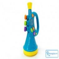 Đồ chơi Kèn Saxophone cho bé làm nghệ sĩ với giá chỉ 70.000 vnđ cho giá trị sử dụng 120.000 vnđ