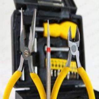 Hộp dụng cụ sửa chữa đa năng với 25 món dụng cụ chỉ với 125.000đ, giúp sửa chữa hầu hết các thiết bị trong nhà. Tại Rẻ Từng Giây! - Gia Dụng