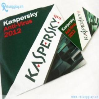 Phần mềm diệt virus Kaspersky Antivirus 2012 bản quyền giải pháp toàn diện bảo vệ toàn diện cho máy tính của bạn với giá chỉ 94.000 vnđ cho giá trị sử dụng 300.000 vnđ - Công Nghệ - Điện Tử