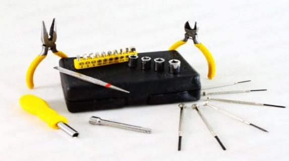 Hộp dụng cụ sửa chữa đa năng với 25 món dụng cụ chỉ với 125.000đ, giúp sửa chữa hầu hết các thiết bị trong nhà. Tại Rẻ Từng Giây! - 2 - Gia Dụng - Gia Dụng